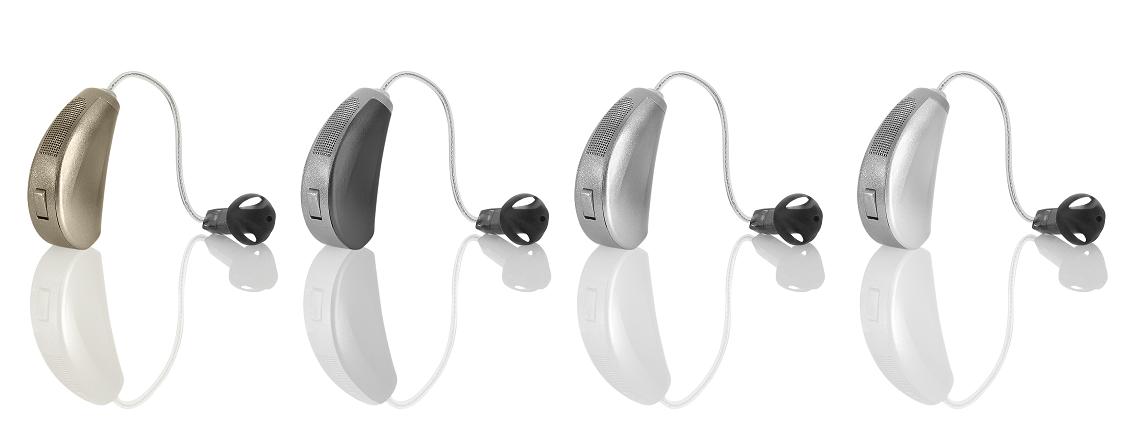 Rite Protesi acustica mini con ricevitore nel canale